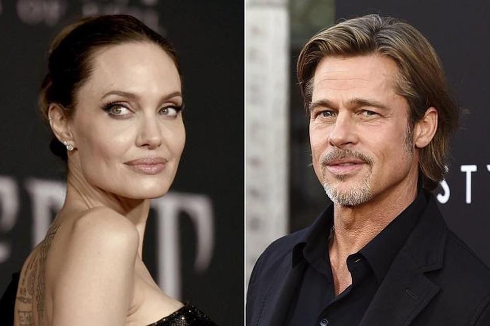 De strijd tussen Angelina Jolie en Brad Pitt wordt almaar bitsiger.