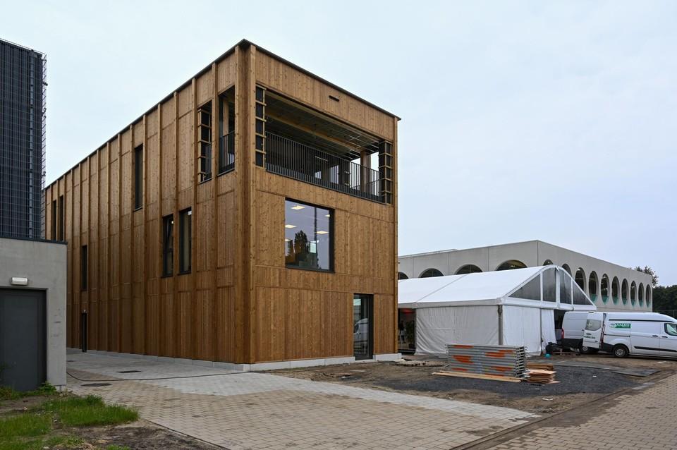 Het complex heeft 3 miljoen euro gekost.