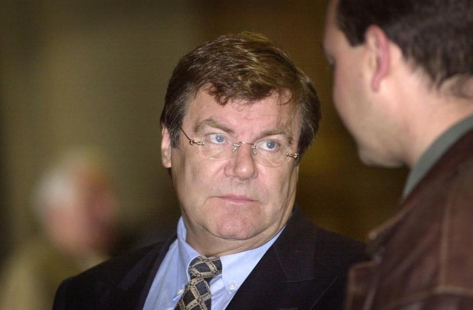 Ex-rijkswachtbaas Willy Van Mechelen zit sinds september in de cel.