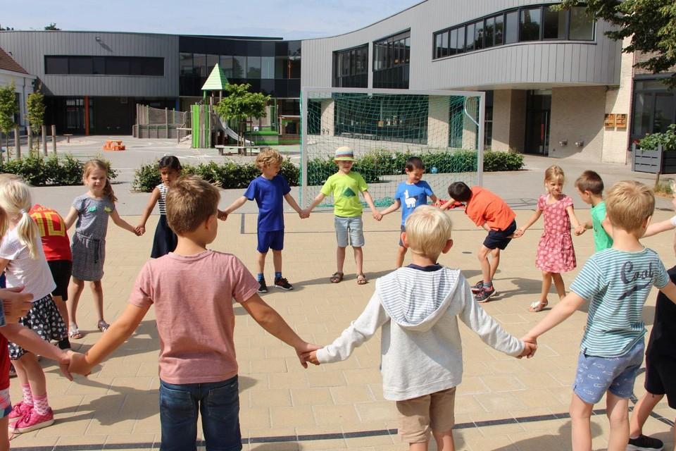 Kei-Tof heeft zijn thuisbasis in de gemeentelijke basisschool in de Peperstraat.