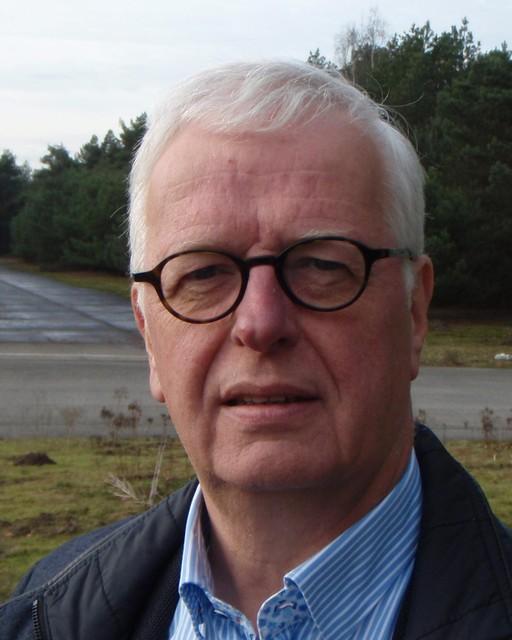 Burgemeester Walter Luyten