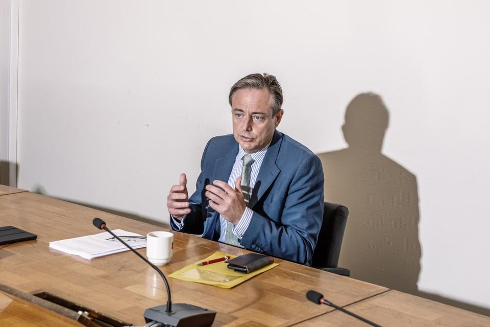 Bart De Wever (N-VA).