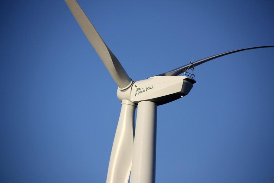 De turbines van Wase Wind gaan de volgende drie jaar zeven Wase gemeentes en steden van groene stroom voorzien.