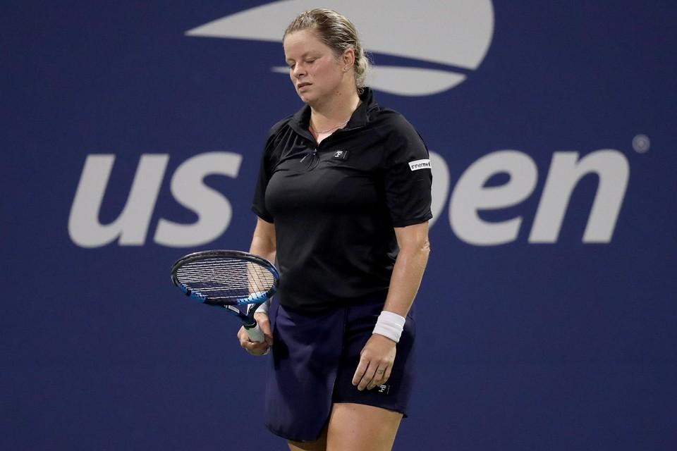 Op 1 september 2020 speelde Kim Clijsters in New York haar jongste wedstrijd.