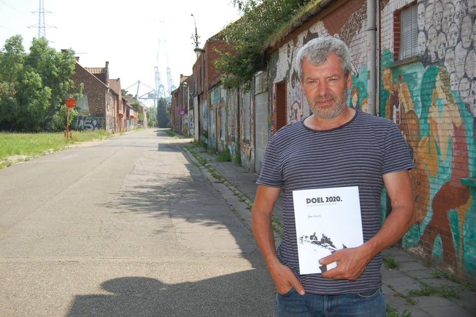Jan Creve van actiegroep Doel 2020.