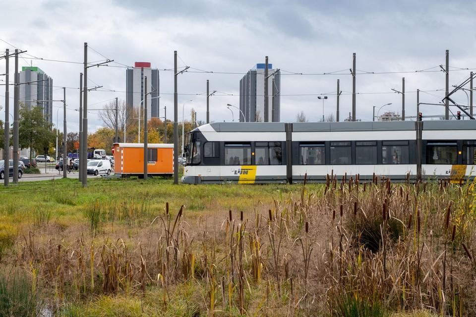 """""""Het openbaar vervoer is niet klaar voor de werken aan de Oosterweelverbinding"""", zegt Vlaams Parlementslid Hannes Anaf (sp.a)."""