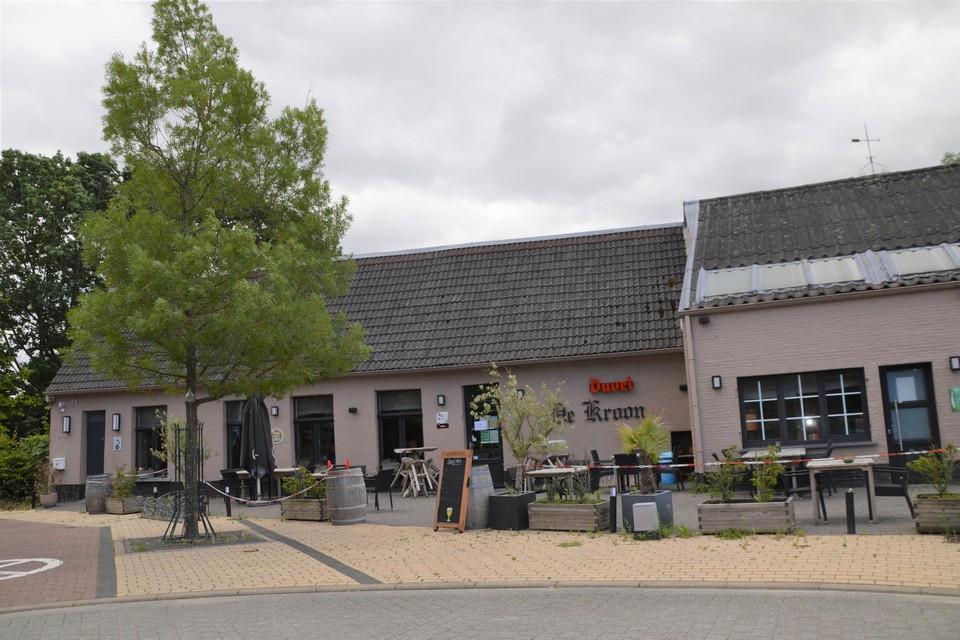 De Kroon in Viersel is tijdelijk gesloten.