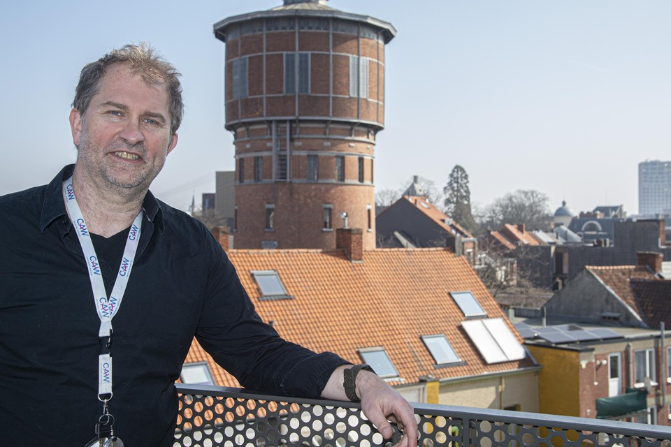 CAW-adjunct-directeur Wim Duerloo.