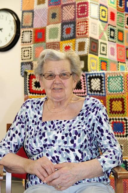 Yvonne De Smedt is een van de 'kunstenaars'.