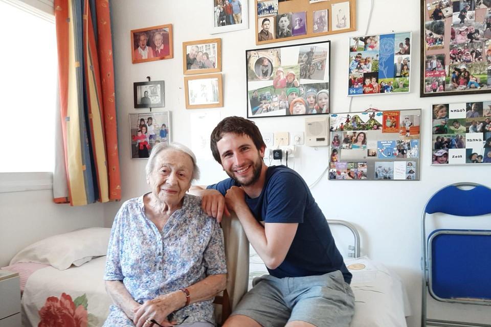 Eva Fastag en Pieter Serrien.