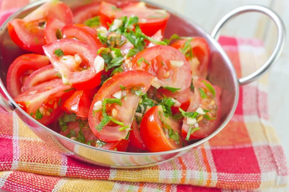 Een frisse salade? Ja, maar niet récht uit de koelkast.