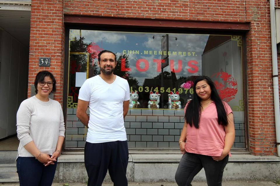 Bibi, Rachid en Lin Sze zijn terug met de familiezaak.