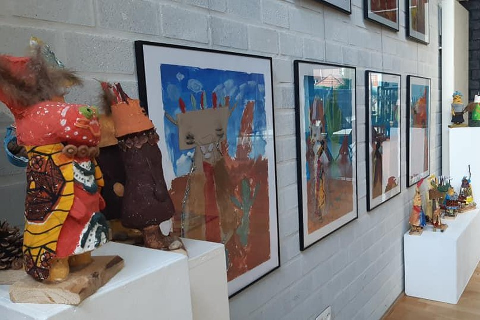 Enkele kunstwerken die je op de expo kunt ontdekken.