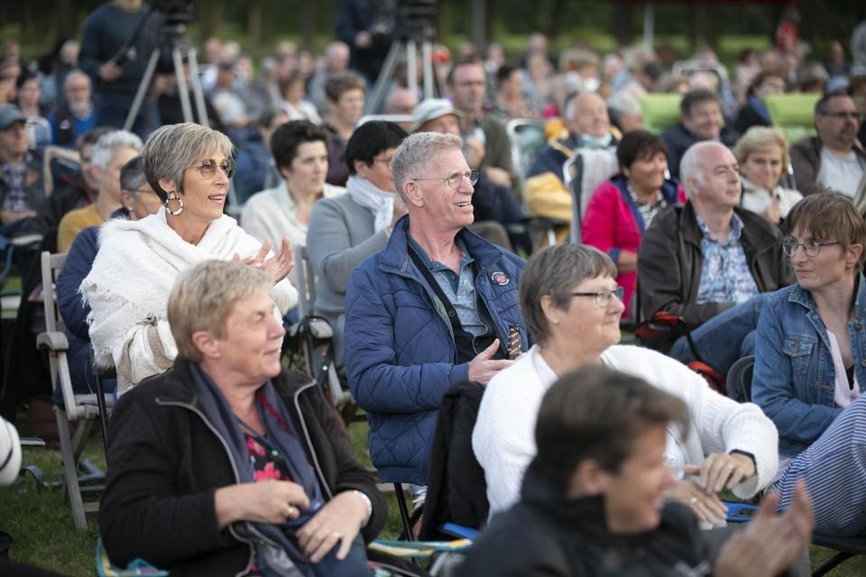 Met 750 bezoekers in Merksplas-Kolonie kende de voorlaatste een grote opkomst.