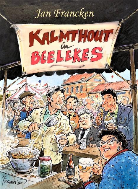 De cover van het nieuwe album is van Jan Bosschaert.