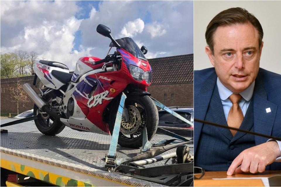 """Bart De Wever: """"Met deze aanpak viseren we alleen die bestuurders die hun auto als een moordwapen gebruiken, en vaak niet voor het eerst."""""""