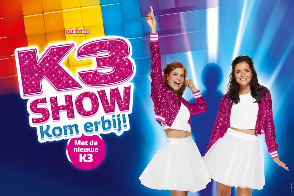 De ticketverkoop van de nieuwe K3-show gaat dinsdag al van start.