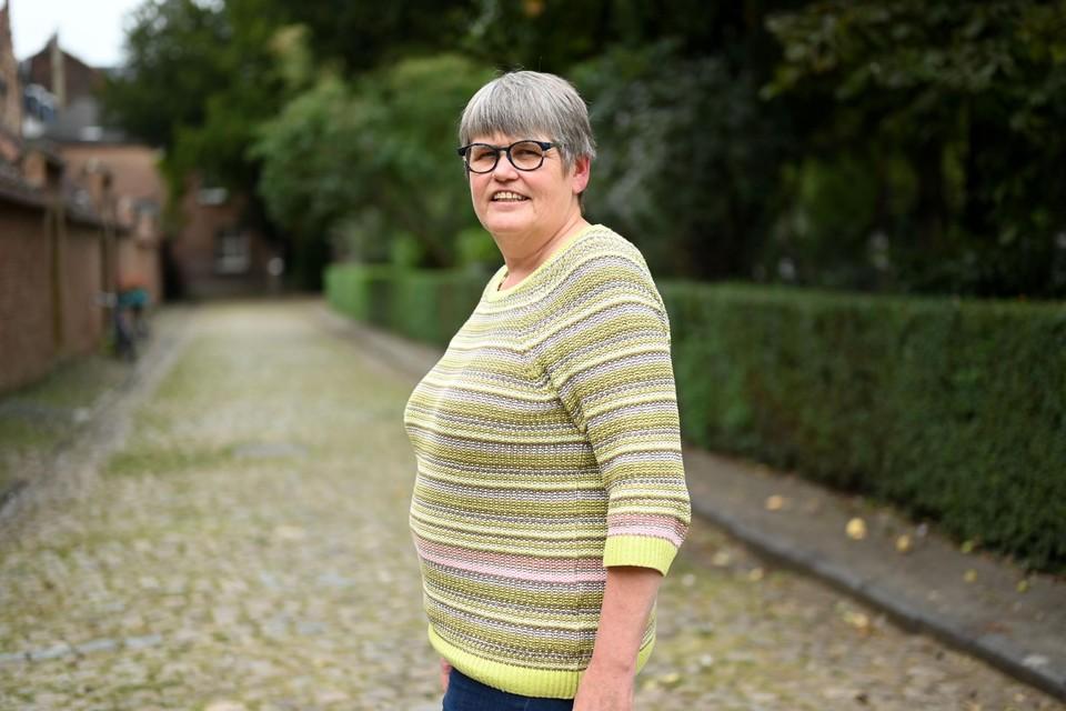 Hilde Robrechts maakt zich grote zorgen over het vinden van geschikte stageplaatsen voor niet-gevaccineerde leerlingen.