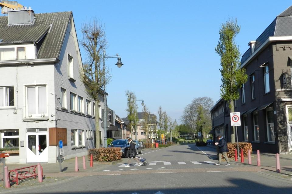 Er is nog geen definitieve beslissing genomen over een ondergrondse parking in de Gravin Elisabethlaan.