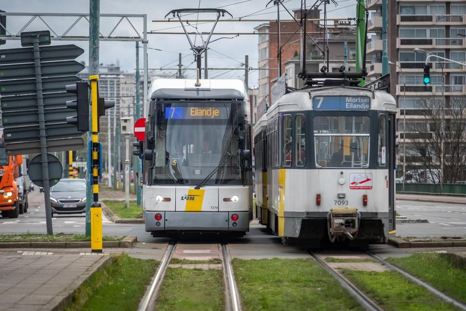 De discussie over de toekomst van tram 7 opent het debat naar heel het vervoerplan van De Lijn.