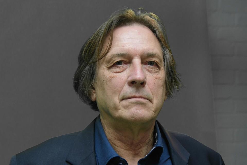 Dirk Lauwers, de mobiliteitsdeskundige van de UAntwerpen.