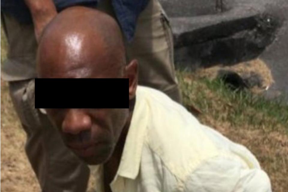 Etiën R. werd dinsdag in het Braziliaanse Rio de Janeiro opgepakt.