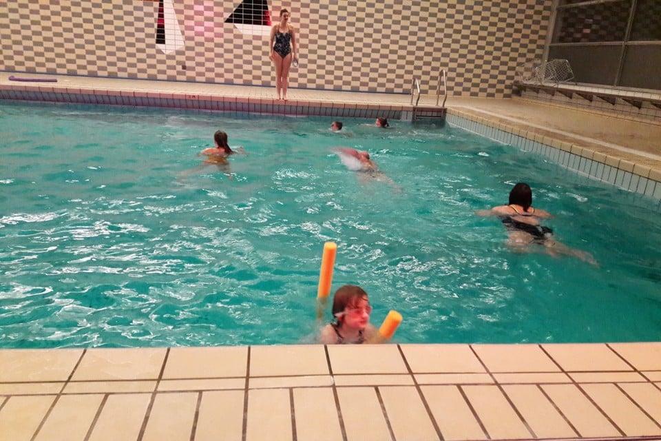 Het zwembad van Pulderbos blijft dicht tot september.