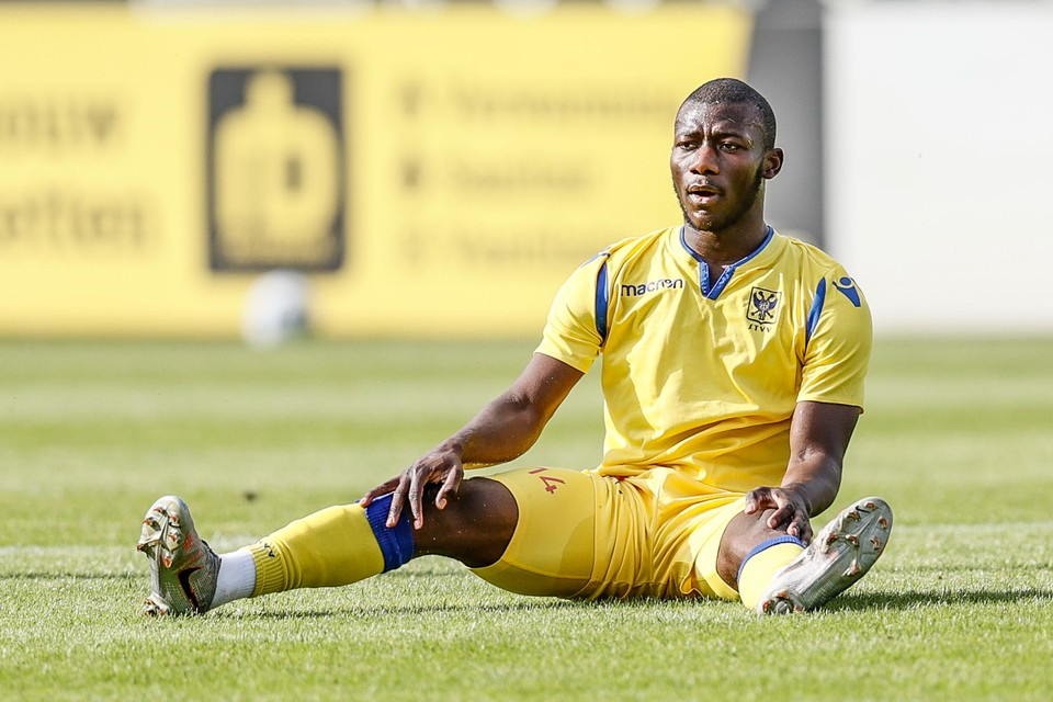 Aanwinst Aboubakary Koita kon nog niet echt imponeren.