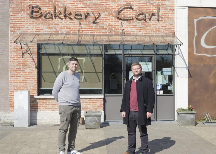Ook Bakkerij Carl maakt gebruik van het platform.