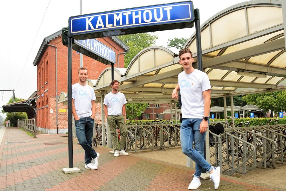 Dieter Antonissen, Michaël Declercq en Wies Jaspers bieden wielertoeristen stevige events aan.