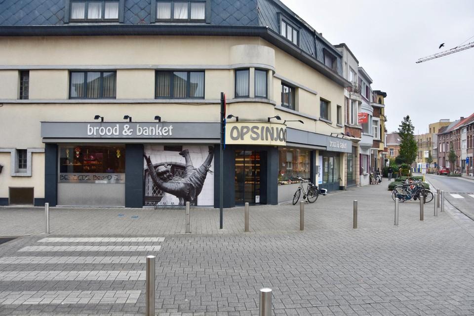 In Mechelen is het al de tweede overval in enkele dagen tijd.