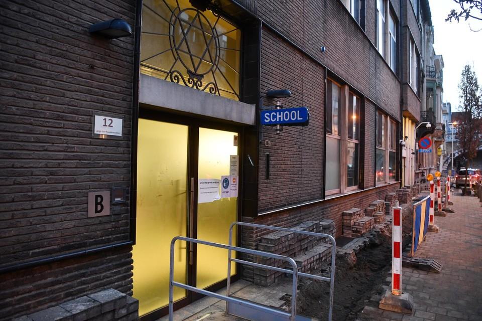 De school Jesode-Hatora Beth-Jacob blijft minstens een week dicht.