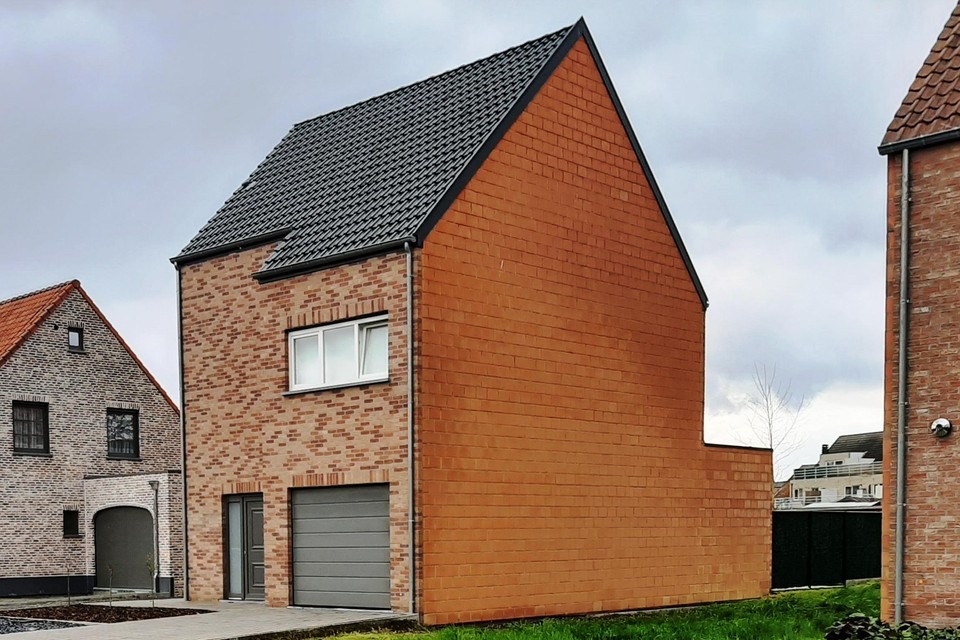 Half open bebouwing behoort straks tot het verleden in Meerhout.