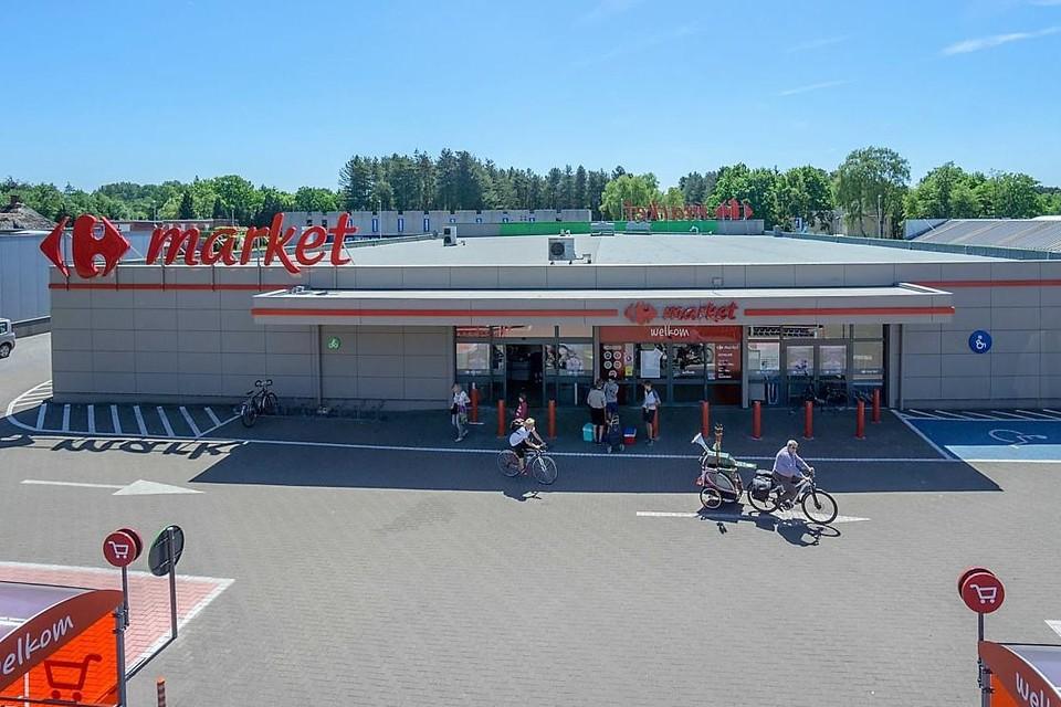De Carrefour Market op Schilmart sluit eind oktober de deuren. Wat er in de plaats komt, is voorlopig niet bekend.