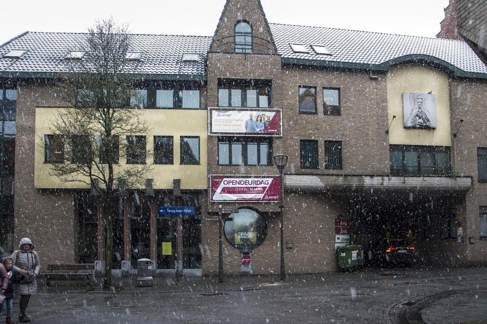 De Turnhoutse school voor verpleegkunde Hivset kampt met een uitbraak in een specifieke opleiding.