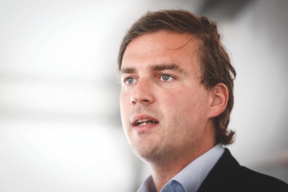 """""""De Overpoortstraat moet een plaats zijn waar onze studenten ongedwongen en veilig kunnen uitgaan"""", zegt burgemeester Mathias De Clercq."""