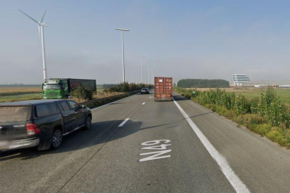 Het ongeval gebeurde op woensdag 15 september op de E34 in de richting van Brugge.