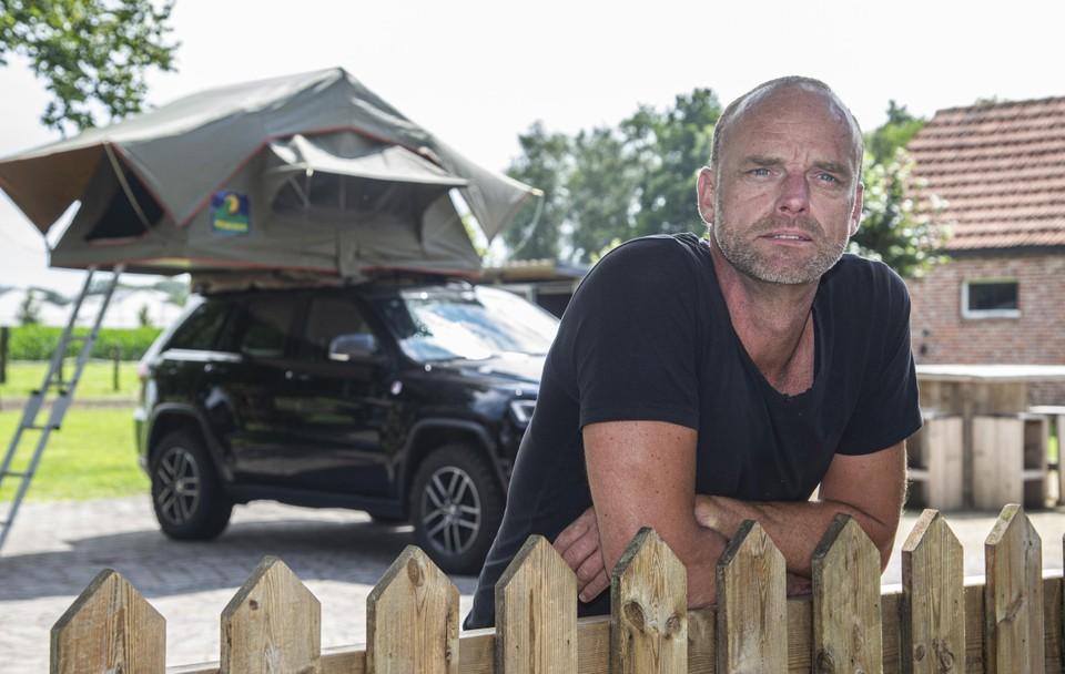"Buurtbewoner Geert Lenaerts: ""De landlopers hadden structuur."""