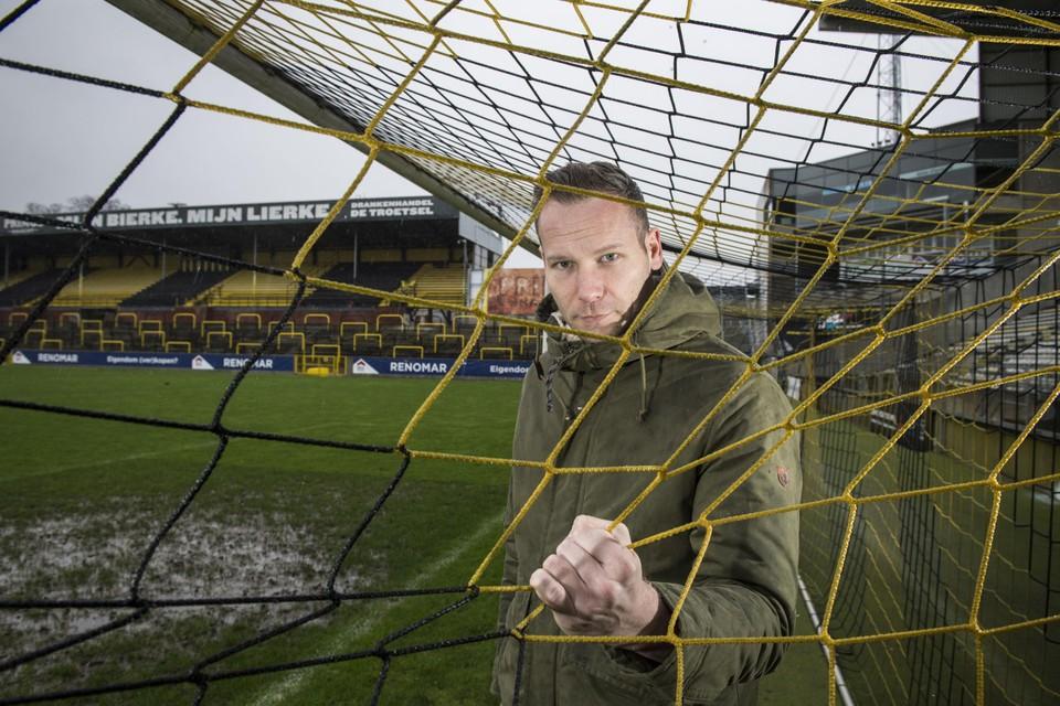 Bernd Brughmans, ooit bij Cappellen, maakt de overstap van Thes Sport naar Lierse Kempenzonen.