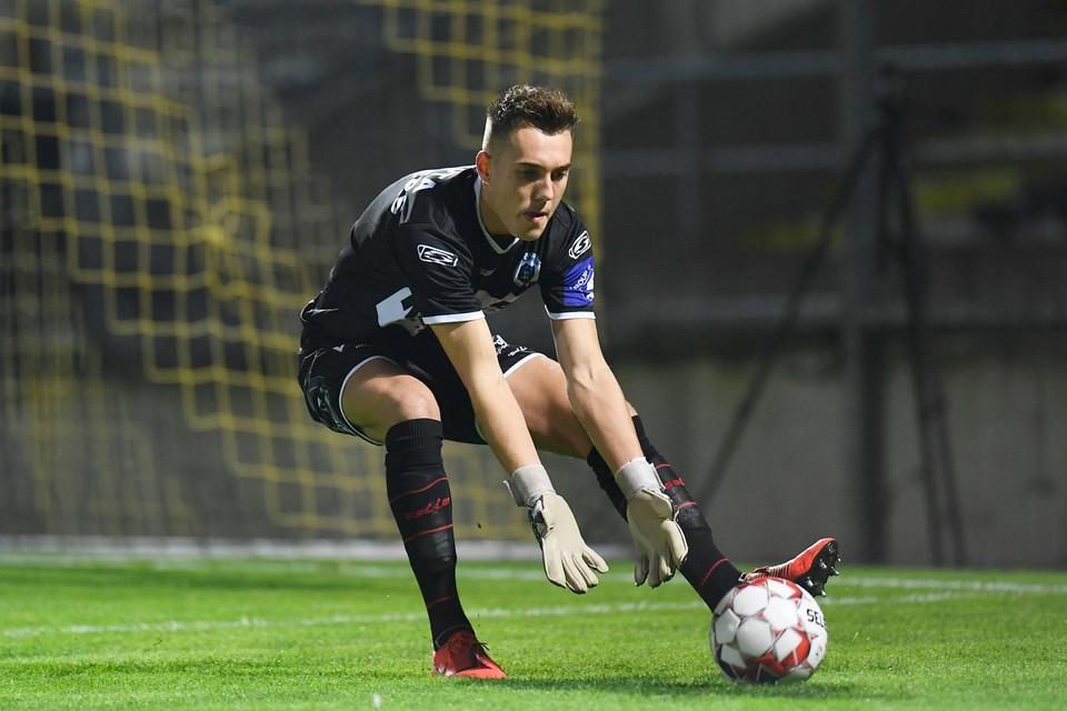 Heist-doelman Fré Van Aerschot.