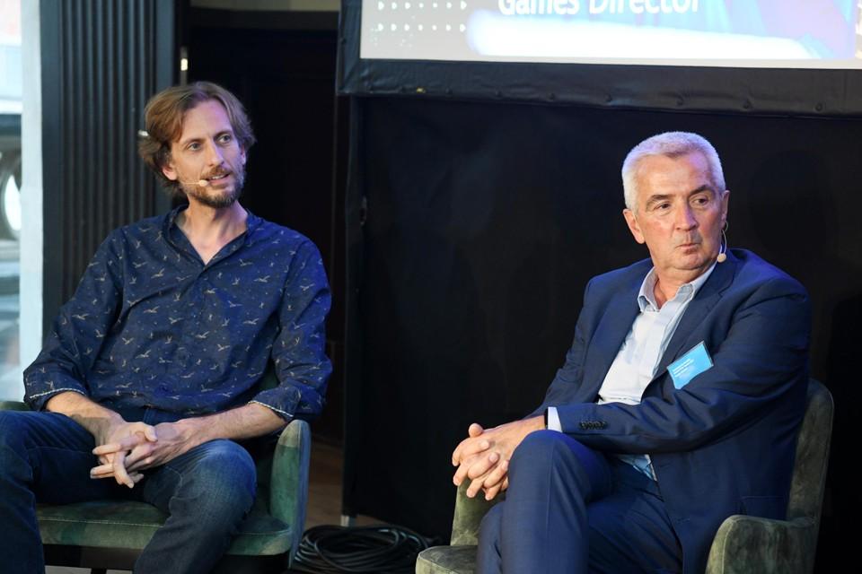 Maarten Van Ingelgem en Koenraad De Meulder