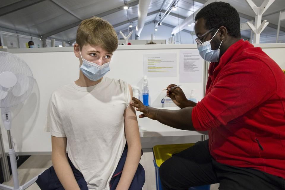 Kinderen hebben de toestemming van hun ouders nodig om een vaccin te kunnen krijgen.