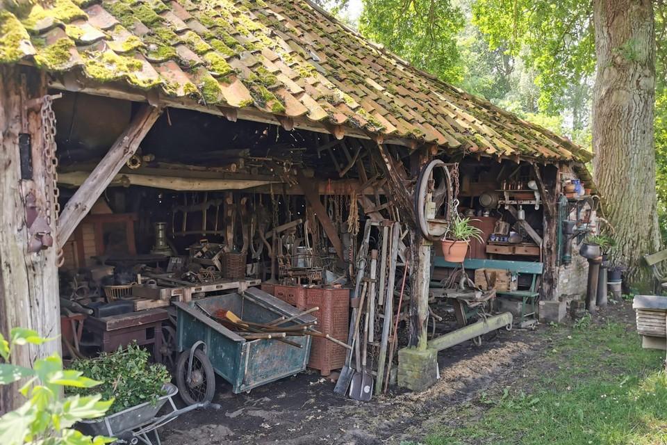 Erfgoed Noorderkempen gaat collecties oude landbouwtuigen in kaart brengen.