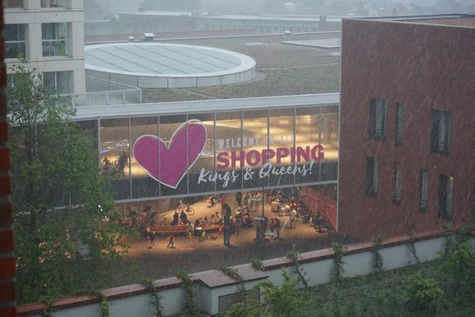 Brepolsplein in Turnhout.