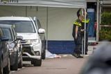 miniatura: L'avvocato Dirk Wiersom è stato ucciso a colpi di arma da fuoco il 18 settembre 2019 a Buitenfeldert.  Foto dell'Agenzia per la protezione dell'ambiente