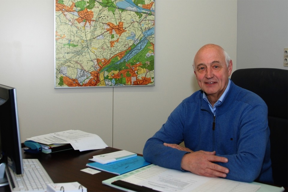 Oud-burgemeester Lode Hofmans.