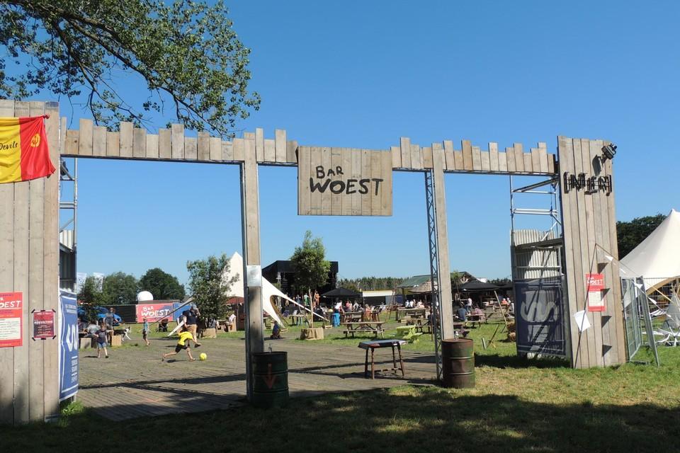 Vlaanderen Feest! vindt dit jaar plaats op de locatie van Bar Woest.