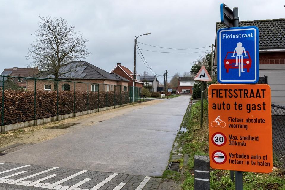 In de Constant Verhulststraat zijn auto's vanaf nu slechts te gast.