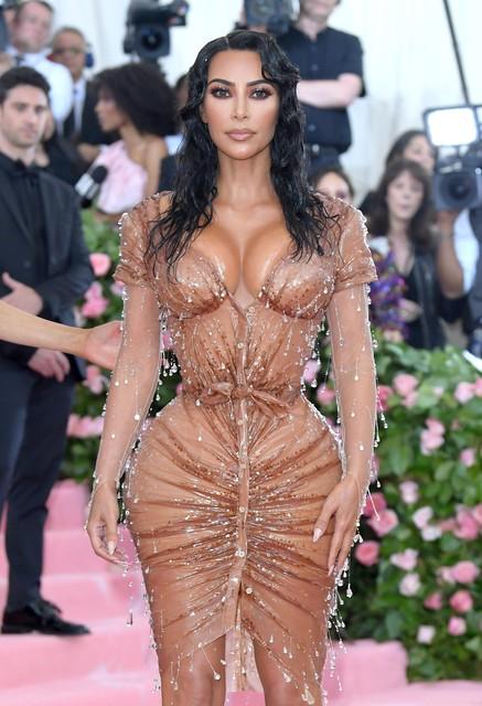 De van Kim Kardashian in 2019.
