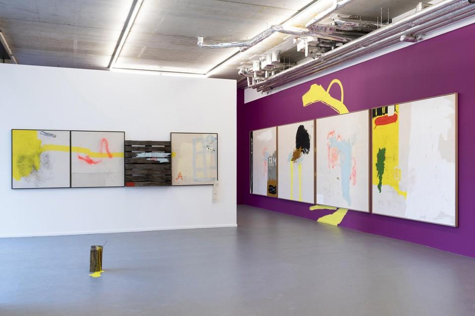 De tentoonstelling van Jenny Brosinsky is uitverkocht in enkele dagen.